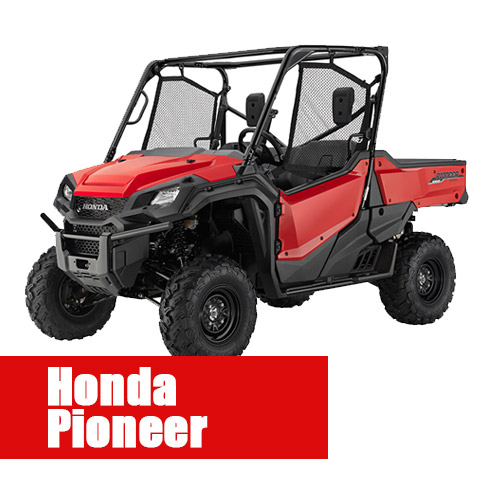 Honda Game Loaders